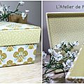 Boîte Tilda Verte_3 L'Atelier de Framboise Chocolat