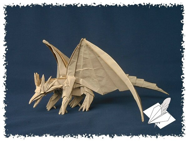 Dragon antique