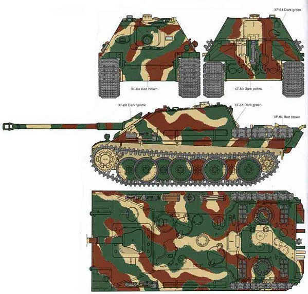 tank-destroyer-jagdpanther-late-version
