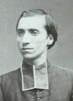 James Condamin portrait rapproché,1868