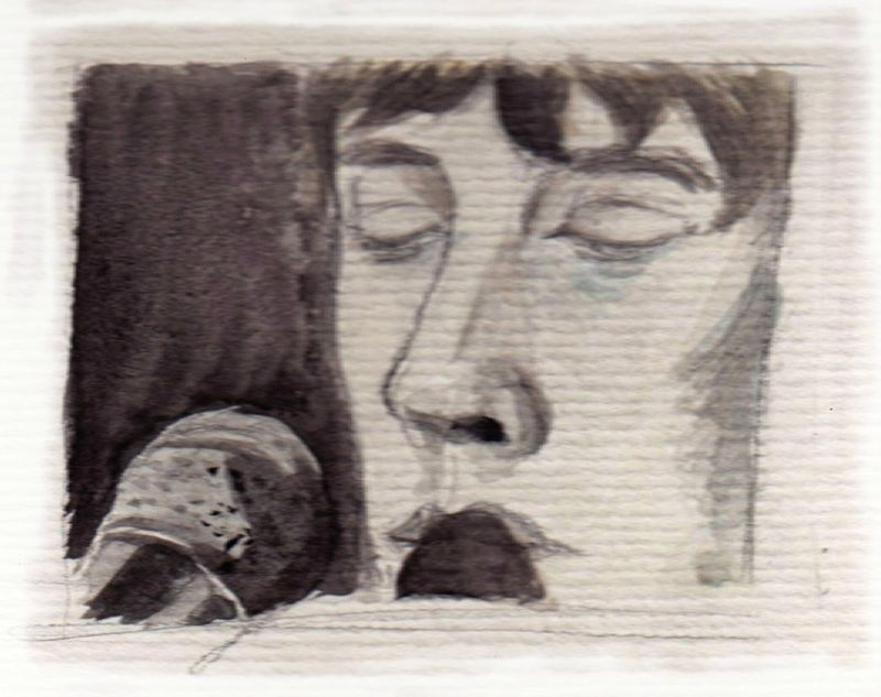 Jake bugg aquarelle