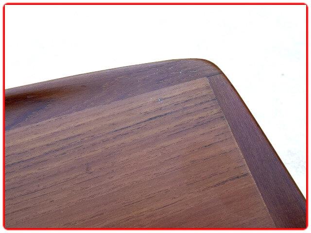 Table basse scandinave teck danoise
