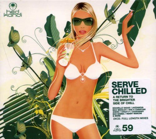 Hed Kandi - Served Chilled 59