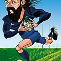 caricature Chabal JPEG