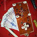 Bedou magique d'argent