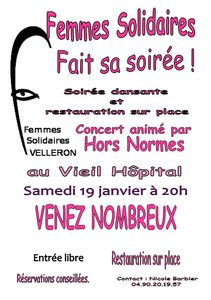 femme solidaire