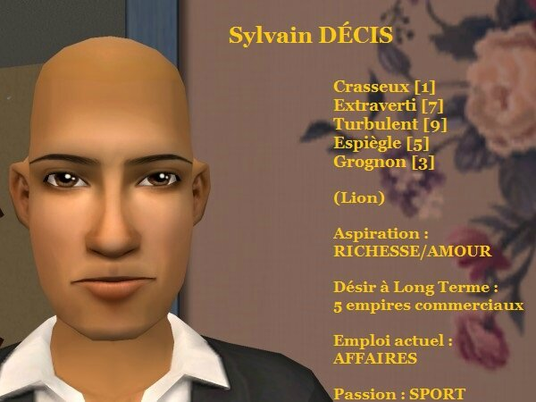 Sylvain DECIS