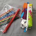 De la couleur pour les crayons de couleur