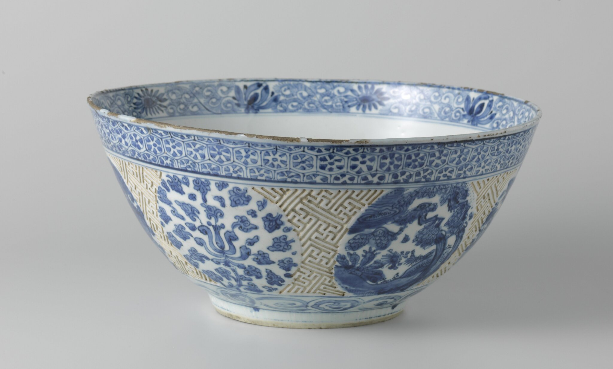 Bowl, Transition period, c