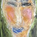 Portrait vert 50X20