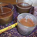 Crème chocolat carambar