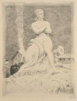 Félix_Bracquemond_-_La_statue_de_la_Résistance_par_Falguière