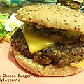 Double cheeseburger maya