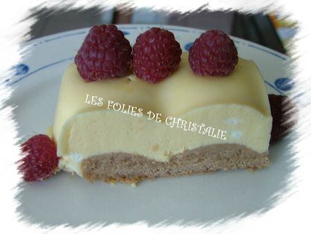 Entremets fruits de la passion 17