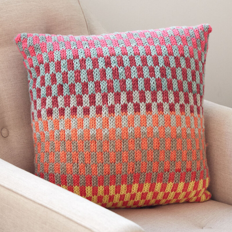ISLE KNIT PILLOW 1280
