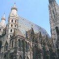 Nous voilà à Vienne!La cathédrale St Etienne