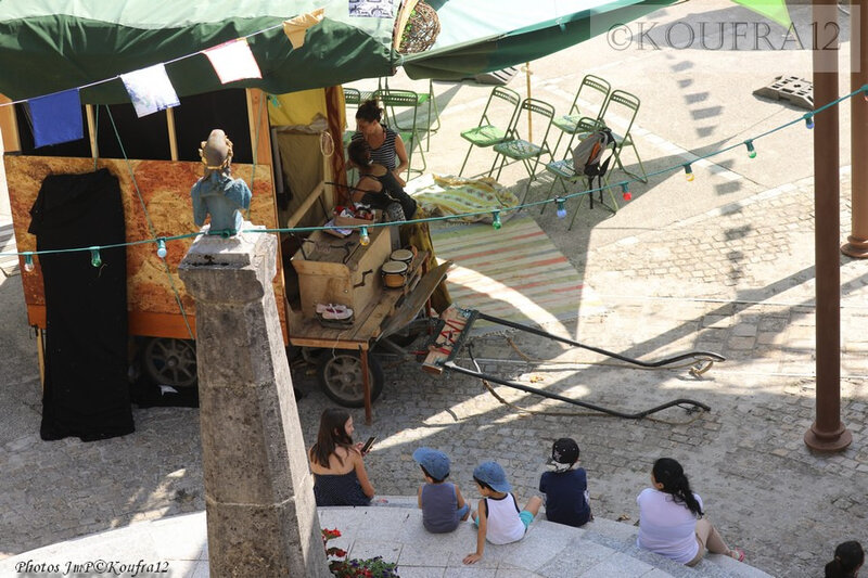 Photos JMP©Koufra 12 - Le Caylar - Roule Calèche - spectacle - 23072019 - 0097