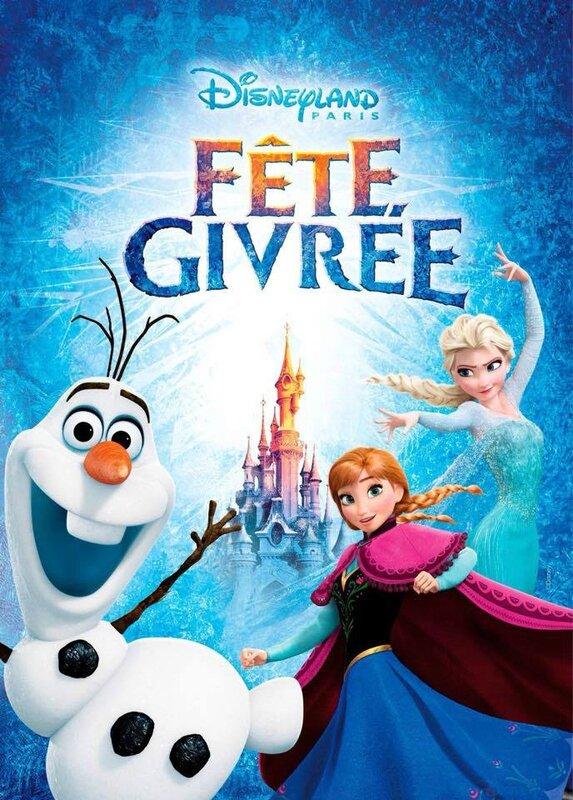 Disneyland-Paris-Frozen-Summer-Fun_Affiche-Fr