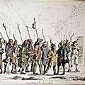 Les conséquences de la fuite du roi : la petite peur de juin 1791 dans la sarthe.