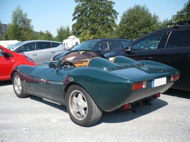 GINETTA G33 convertible Sinsheim (2)