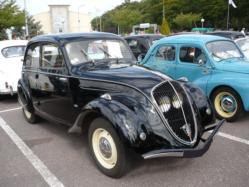 PEUGEOT 202 BH type Affaire 1949 Créhange (1)