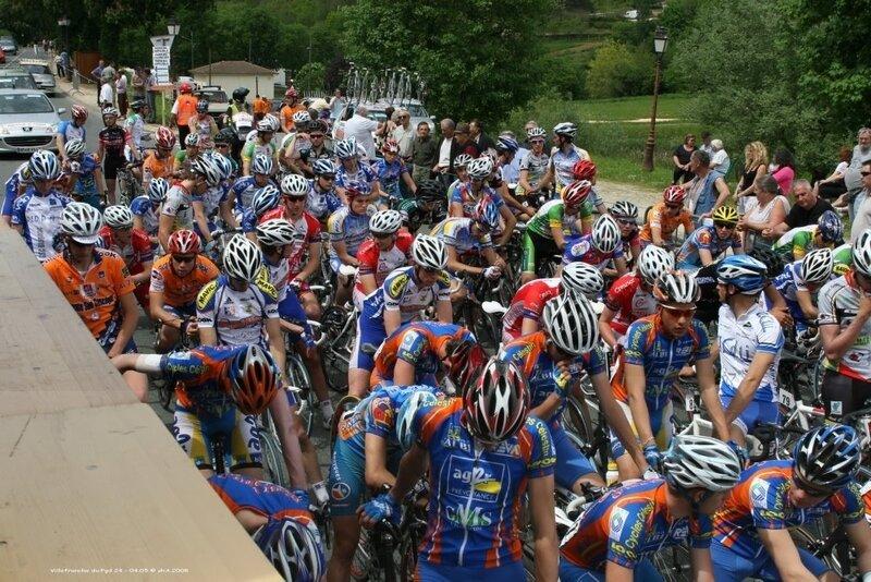 2008 TOUR DU PERIGORD 2008 DEPART 3