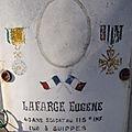 Lafage eugène (valençay) + 25/09/1915 auberive sur suippes (51)