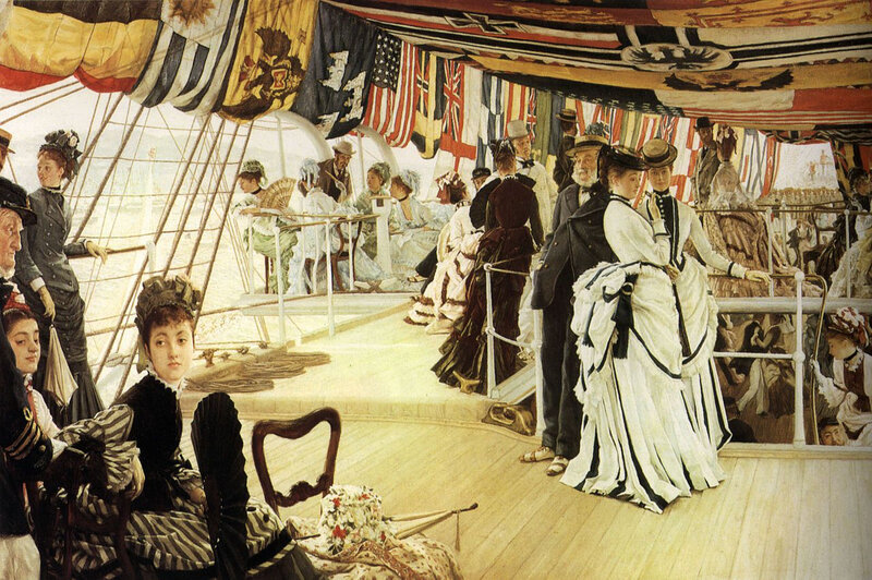 James_Tissot_-_Ball_on_Shipboard