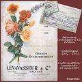 Roses anciennes orléanaises : LEVAVASSEUR & FILS