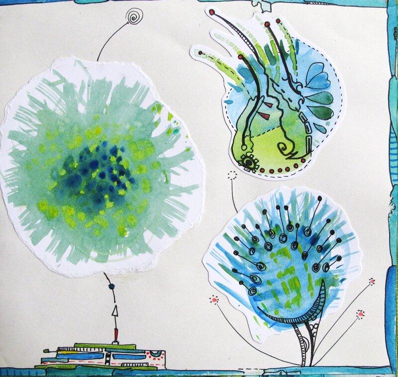 Azoline 2014-Globulus verts 3