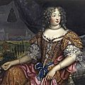 Françoise-athénaïs de montespan, la favorite des favorites