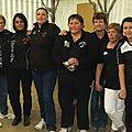 Inter club féminin st thibery 2013