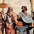 Plato & aristotle zeuging basketball
