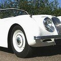 1953 - JAGUAR - XK 120 DHC - Drop Head Coupé