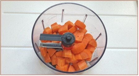 galettes de légumes aux flocons d'avoine4