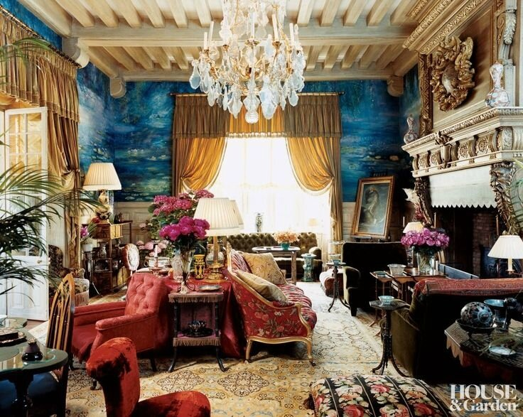 MAXIMALISME -hotel-interiors-french-interiors