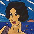 14 - 0672 - les artistes peintres d'aïti - anne orsoni