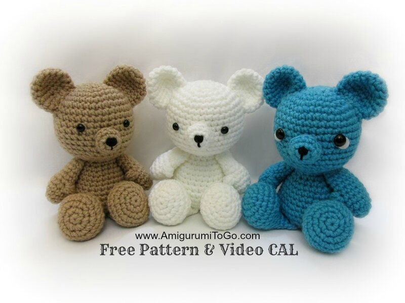 Bear-Crochet-Pattern-Free