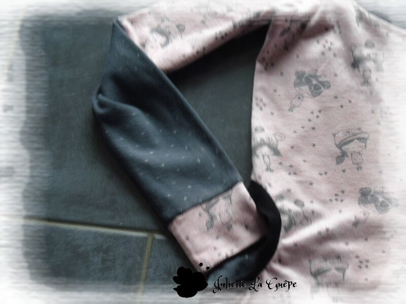 vivax rose petites filles et grise2