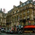Instantané Bd Saint-Germain.