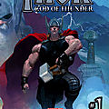 Thor god of thunder by jason aaron & esad ribic