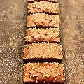 Les chocomiams (les mini-cakes au cacao)