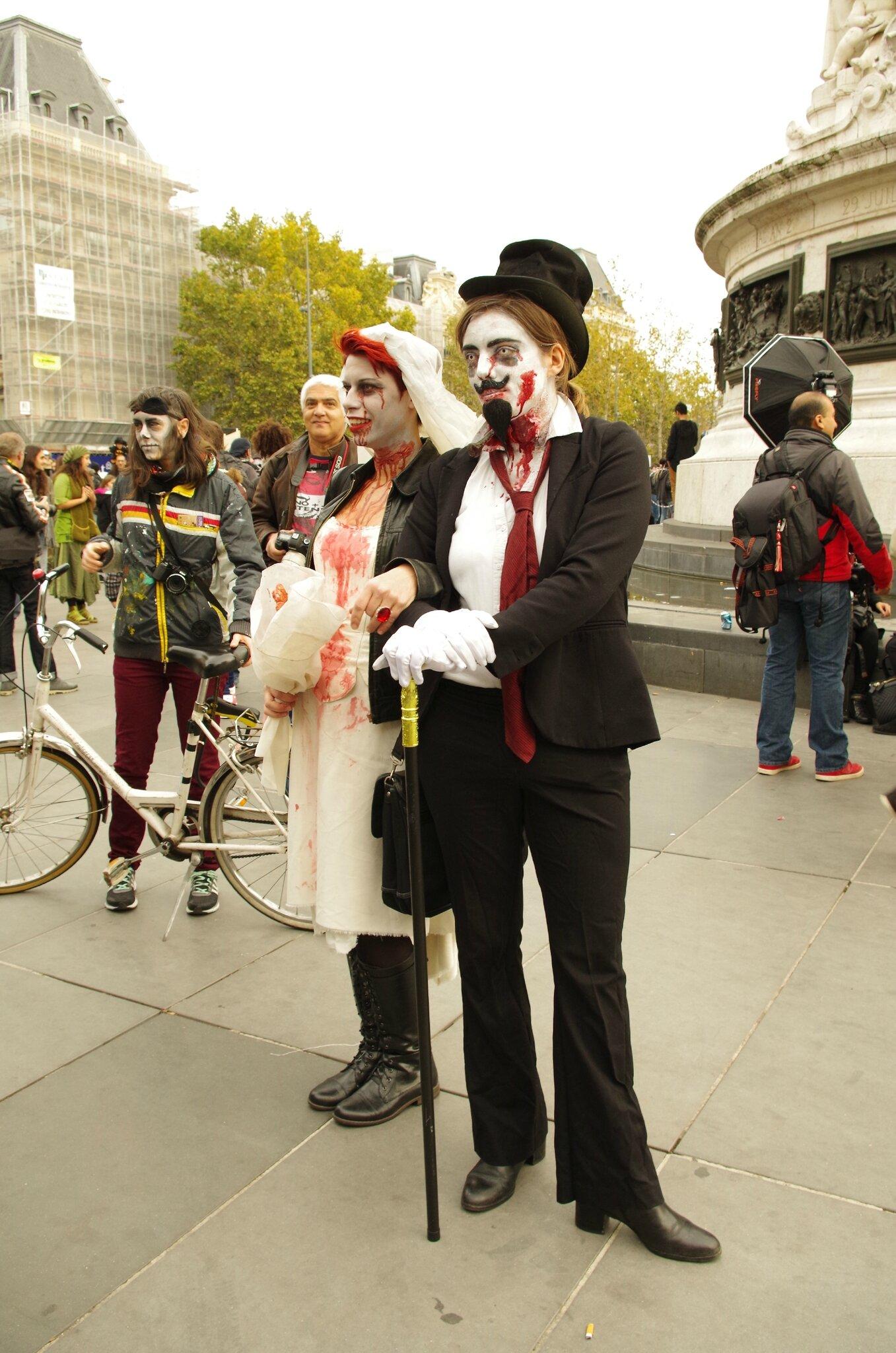 Zombie Walk Paris 2014 (19)