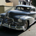 Pontiac streamliner (six or eight) sedan coupe 1947