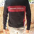 Tee-shirt manches longues sergio tacchini