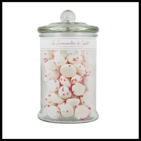 les gourmandises de sophie meringues fraise 1