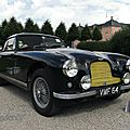 Aston martin db2 coupe-1950