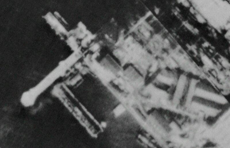 kilian bunker Kiel 1943