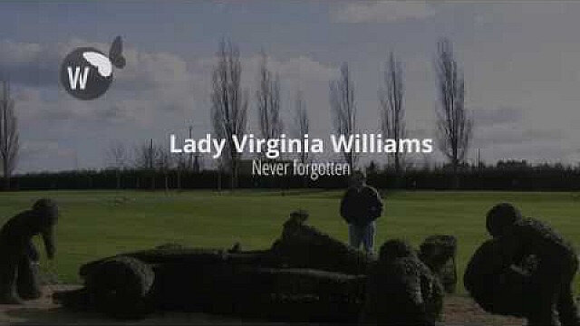 lady virginia williams