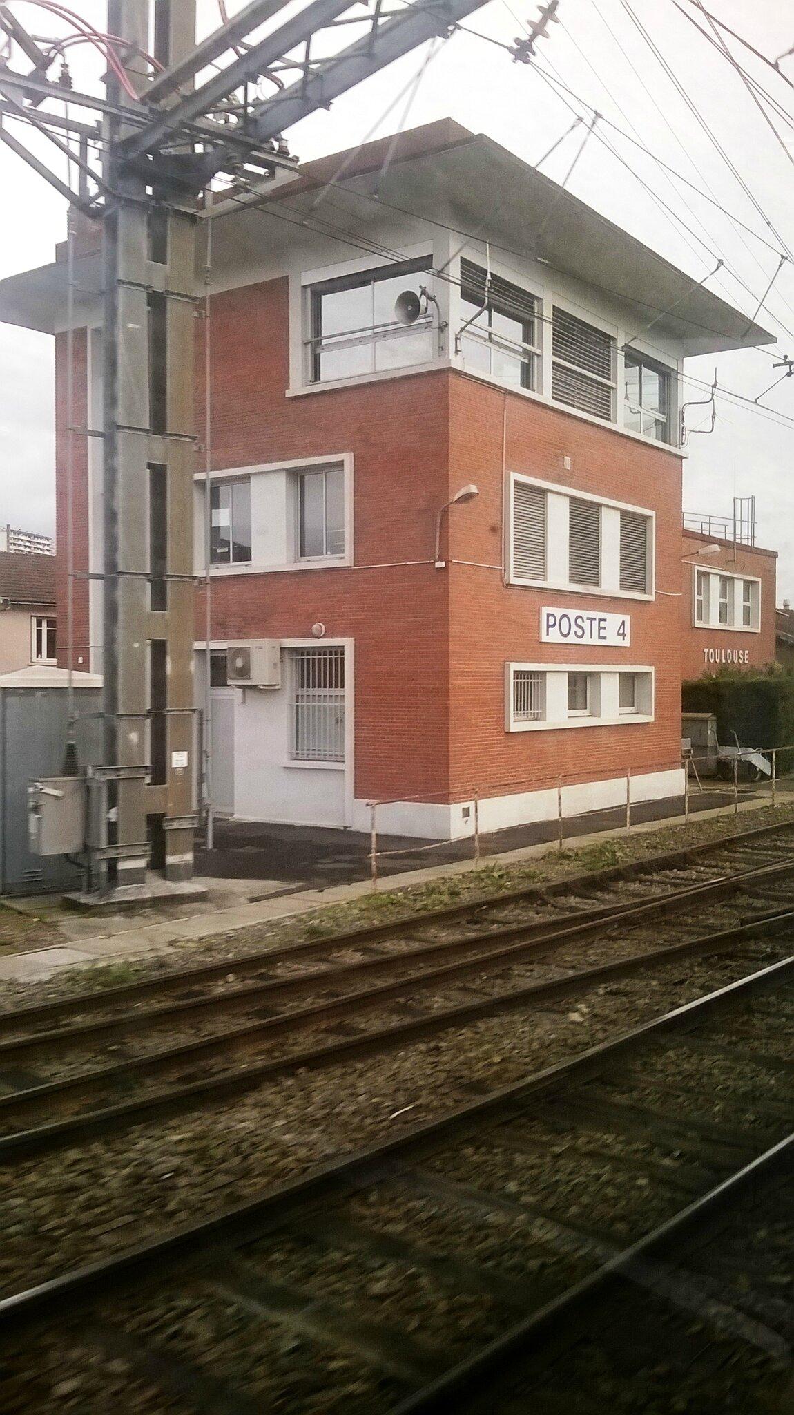 Toulouse (Haute-Garonne - 31) Poste 4